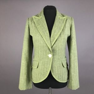 NWT Green Courtenay 2 pc pants suit